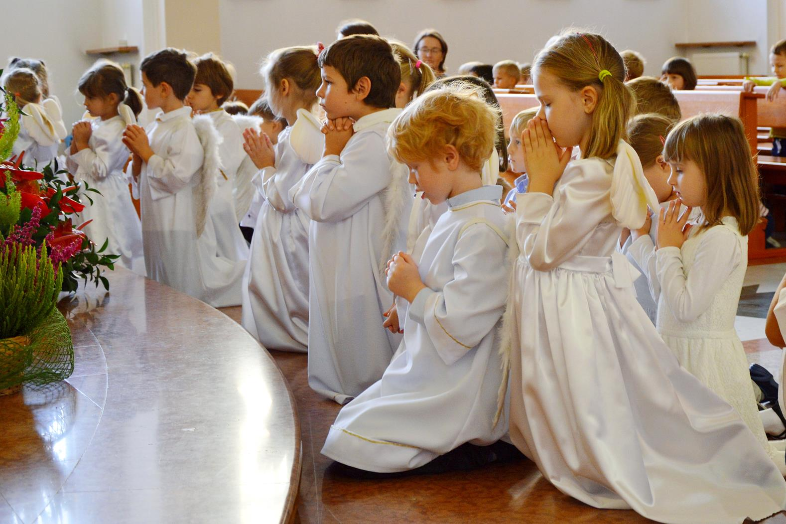 Aniele Boży, Stróżu mój...